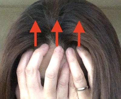 頭皮マッサージ5分でリフトアップ効果はある?~50代が2ヶ月試したリアルな感想!